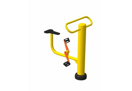 Тренажер уличный «Велотренажер»