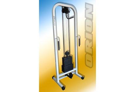Тренажер грузоблочный ГБ-15 «Блочная рама одинарная» - купить у производителя