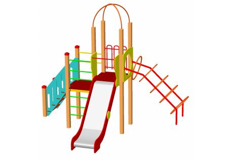 Детский игровой комплекс ДИК-53 - купить у производителя