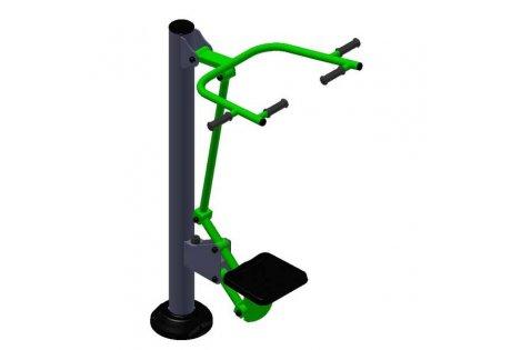 Тренажер уличный «Верхняя тяга» - купить у производителя