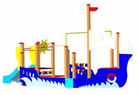 Детский игровой комплекс ДИК 28 - купить у производителя