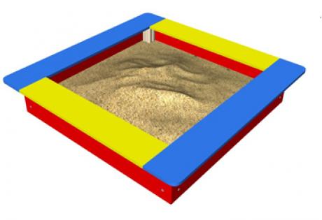Песочница «Квадрат» - купить у производителя