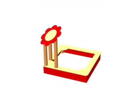 Песочница «Ромашка» - купить у производителя