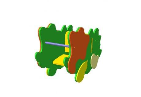 Качалка на пружине «Динозаврик» - купить у производителя