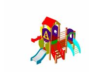 Детский игровой комплекс ДИК 1.04.М