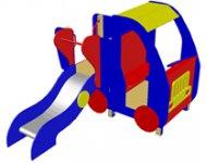 Детский игровой комплекс «Машинка» - купить у производителя