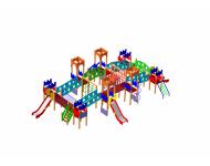 Детский игровой комплекс ДИК-23 - купить у производителя