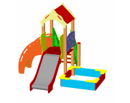 Детский игровой комплекс ДИК-26 - купить у производителя