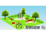 Детская игровая площадка «Сказка» - купить у производителя