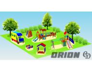 Детская площадка «Игра» - купить у производителя