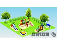 Детская площадка «Малыш» - купить у производителя