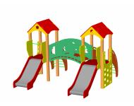 Детский игровой комплекс ДИК 1.01.М