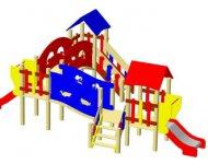 Детский игровой комплекс ДИК-18 - купить у производителя
