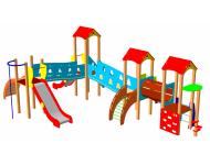 Детский игровой комплекс ДИК-30 - купить у производителя