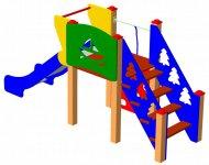 Детский игровой комплекс ДИК-65 - купить у производителя