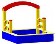 Песочница со счетами «Трон» - купить у производителя