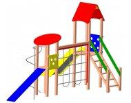 Детский игровой комплекс ДИК-33 - купить у производителя