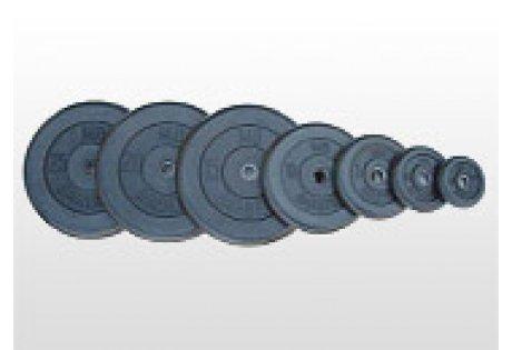 Диск для штанги обрезиненный «Orion» 0,75 кг - купить у производителя
