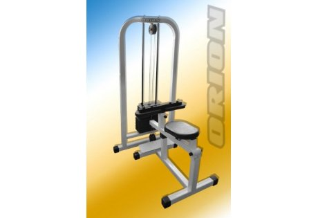 Тренажер грузоблочный ГБ-2 «Голень-машина сидя» - купить у производителя