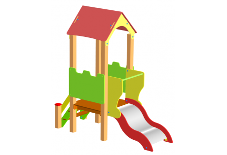 Детский игровой комплекс ДИК 1.05.М - купить у производителя