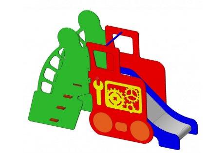 Детский игровой комплекс «Трактор» - купить у производителя