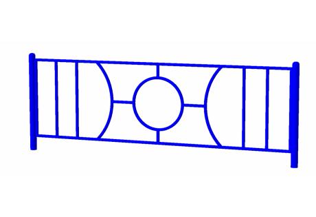 Газонное ограждение ОГ 6 - купить у производителя