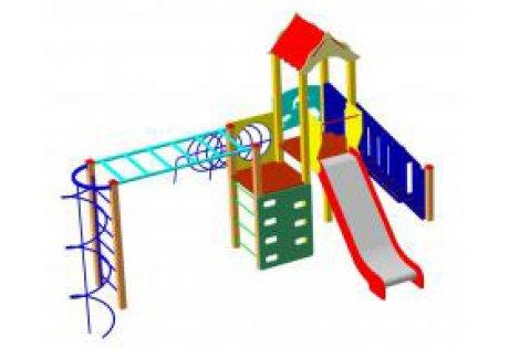 Детский игровой комплекс ДИК-55 - купить у производителя