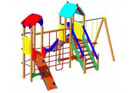 Детский игровой комплекс ДИК-56 - купить у производителя