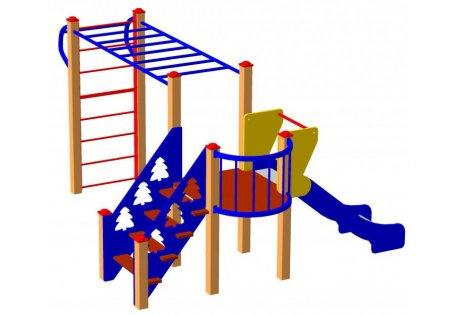 Детский игровой комплекс ДИК-61 - купить у производителя