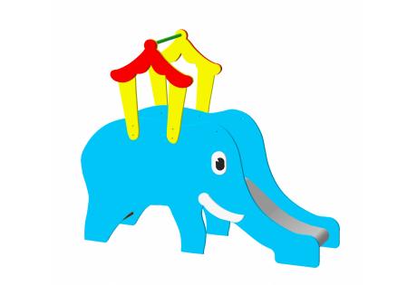 Горка «Слон» - купить у производителя