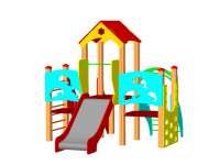 Детский игровой комплекс ДИК 1.09.М - купить у производителя
