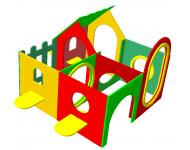 Домик-лабиринт - купить у производителя