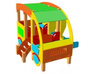 Детский игровой комплекс «Автобус» - купить у производителя