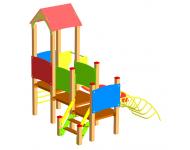 Детский игровой комплекс ДИК 14 - купить у производителя