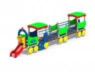 Детский игровой комплекс ДИК 39 - купить у производителя