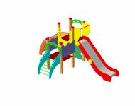Детский игровой комплекс ДИК 1.07.М - купить у производителя