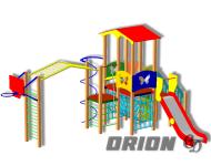 Детский игровой комплекс ДИК-74 - купить у производителя