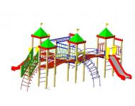 Детский игровой комплекс ДИК 12 - купить у производителя