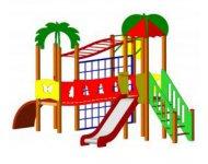 Детский игровой комплекс ДИК-27 - купить у производителя