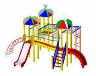 Детский игровой комплекс ДИК-47 - купить у производителя