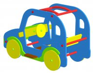 Игровой модуль «Машинка джип» - купить у производителя