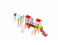 Детский игровой комплекс ДИК-79 - купить у производителя