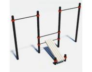 Миникомплекс для воркаута (ВК43) - купить у производителя