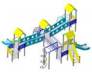 Детский игровой комплекс ДИК-13 - купить у производителя