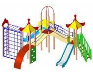 Детский игровой комплекс ДИК-25 - купить у производителя