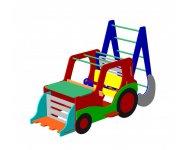 Детский игровой комплекс «Экскаватор» - купить у производителя