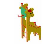 """Спортивно-игровой комплекс """"Жираф"""" - купить у производителя"""