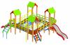 Детский игровой комплекс ДИК-54 - купить у производителя